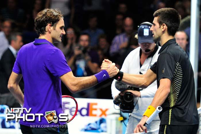 Roger Federer insists his dramatic defeat against Novak Djokovic in the final of the ATP Tour Finals was exactly the kind of epic showdown that stops him thinking about retiring.