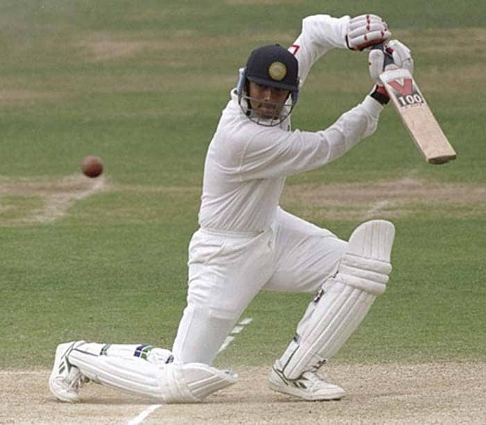 Rahul Dravid's debut knock may have been slightly overshadowed by Sourav ganguly's century. His 95 against England in the tour of 1996 however, was a sign of great things to come.