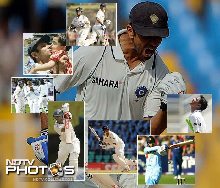 Rahul Dravid celebrated his 41st birthday on Saturday (January 11, 2014). Here is a look at some of the highlights of his cricket career. <br><br>Ever since Dravid came to the Indian squad, he won hearts around the world with his brilliance with the bat. Off the field, Dravid has been the perfect ambassador for the gentleman's game. Players, experts and fans alike have hardly ever had a bad word for Dravid.