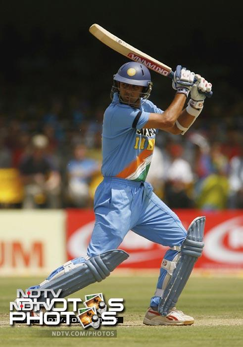 The 1999 World Cup was the ultimate high in Rahul Dravid's ODI career. With 461 runs to his credit, he finished as the leading run-scorer in the tournament.