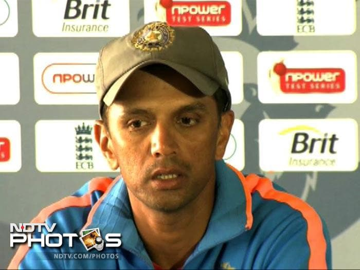 In 2011, to save India's sinking ship in England, selectors looked to their only guiding light in the Test series. Rahul Dravid was brought into the ODI side to boost the middle order. The Wall however, later clarified that he had no intentions of continuing to play in the shorter format of the game and announced he will retire after the series.