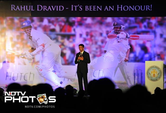 Rahul revealed how much he enjoyed batting with VVS Laxman and loved to watch Kapil Dev bowl as a youngster.