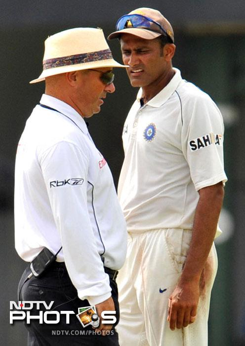 The DRS made its debut during the Test series between India and Sri Lanka in 2008. India's very first brush with the system was not a memorable one. In the series, India managed to get just one referral right out of 20 calls made.