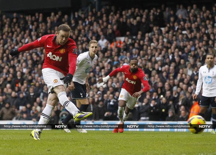 EPL: Rooney saves Man United the blushes, Liverpool stunned by Hull