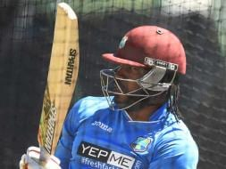 Photo : World Cup: Men From Caribbean Gear up for Holi Clash vs Men in Blue