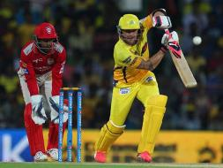 IPL 2015: Chennai Super Kings Crush Kings XI Punjab by 97 Runs