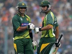 Photo : Pakistan beat India in 2nd ODI to clich series