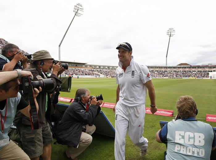Andrew Strauss' side began the series on the third spot, behind South Africa in the Test rankings. The team is now the Number 1 Test side in the world, a feat 32 years in the making.