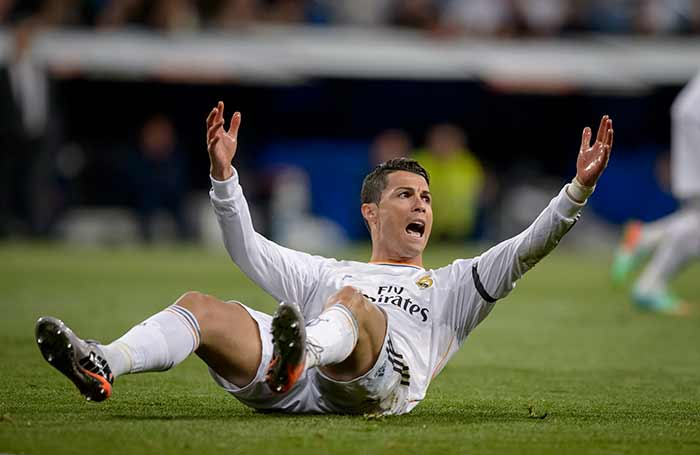 Cristiano Ronalo scored via penalty in the 55th minute and later saw his teammate Sergio Ramos controversially red carded. Ronaldo, after the match, had criticised the referee, saying he was not up to the El Clasico standard.