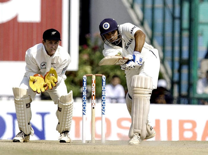 "<b>VVS Laxman:</b> Watching this wristy Hyderabadi in full flow was a sight to behold. Nobody could conquer the Aussies like VVS did, and in such a genial manner.<br><br>Text Courtesy: <a href=""www.mid-day.com"" class=""fn fl fa fs12""><span class=""fr"">Mid-Day.com</span></a>"