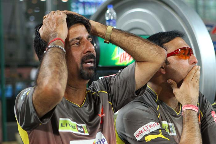 A heart-breaking 4 wicket loss saw Hyderabad end their campaign as the fourth best team in this year's competition. The tournament's newest team had done well to win 10 games in the league stage to make it to playoffs. Team mentors Kris Srikkanth and VVS Laxman had worked with the team throughout the tournament. (BCCI image)