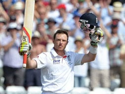 Photo : First Test, Day 4: England on the brink of victory over Australia