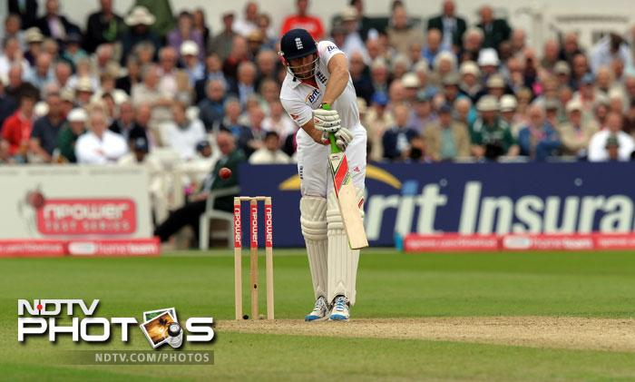 <b>Tim Bresnan</b>: He is England's go to man when the team is in need of a wicket or in need of some quick runs. Even on India's tour to England in 2011, he scored a couple of fifties and flayed the bowlers all around the park.<br><br> With his unusual technique, Bresnan just might be instrumental in getting England a few useful runs down the order.