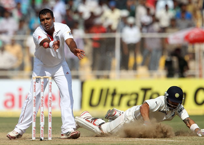 <b>No solidity in middle order:</b> It is in situations like these that you understand the importance of the likes of Rahul Dravid and VVS Laxman. Pujara did a great job as the new No. 3 but he seldom got support from other members of the team. The 'once-invincible' middle order looked feeble and vulnerable. It wasn't the lack ability of the players that disappointed the fans; it was the attitude that left them sore. (Image Courtesy: BCCI)