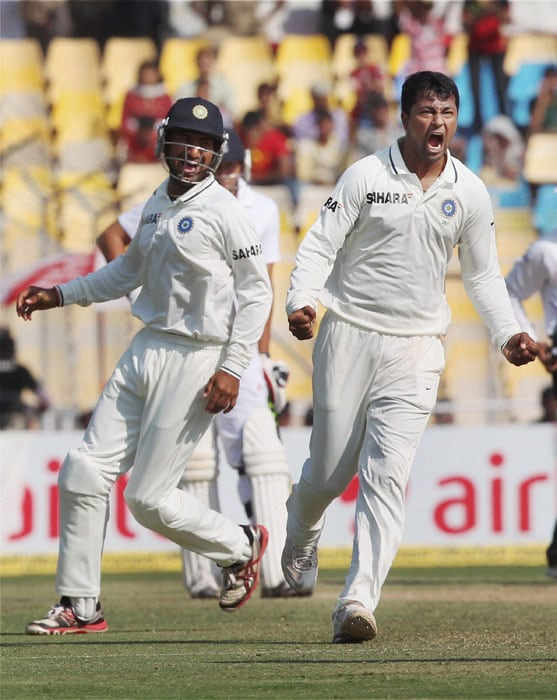 <b>Bowling potency:</b> Barring Pragyan Ojha and R Ashwin to some extent, none of the Indian bowlers looked anything close to lethal. Zaheer Khan looked disinterested while Harbhajan Singh, who played just one match, looked only a shadow of himself. One area in which almost all bowlers struggled was providing breakthroughs when it was most needed. (Image Courtesy: BCCI)