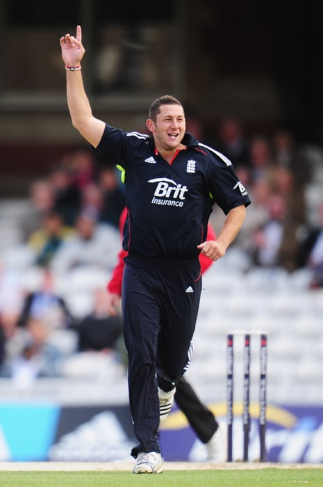 <b>TIM BRESNAN</b><br><br> <b>Age: </b>25.<br><b>Role: </b>Right-handed batsman, Right-arm medium-fast<br> <b>Stats: </b>ODIs 35, Runs 455, Highest 80, Average 25.27, Strike-Rate 95.38, Centuries 0, Fifties 1, Catches 8, Wickets 40, Best Bowling 4-25, Average 34.05, Economy rate 5.33<br><br> More than just the solid seamer, Tim can bowl a 'heavy' ball and is a very useful hitter down the order.(Photo: Getty Images)