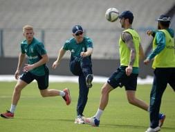 Photo : World T20: England Train Hard Ahead of Final vs West Indies
