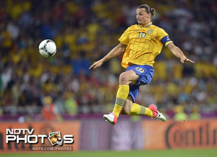 Ibra had a total of six attempts, of which four were on goal, but still failed to get his name on the scoresheet.