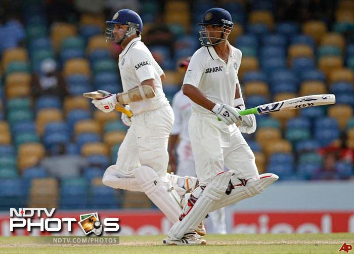 <b>No Wall, No VVS:</b> The Indian Test team lost two of its stalwarts – Rahul Dravid and VVS Laxman this year. And while India played a Test series in Sri Lanka after their retirements, it will be different playing England without them.