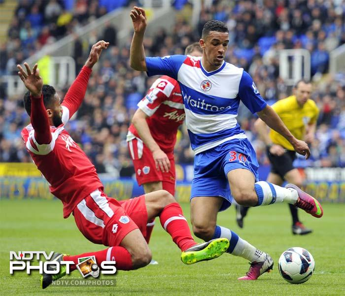 EPL, April 28: Reading and QPR relegated