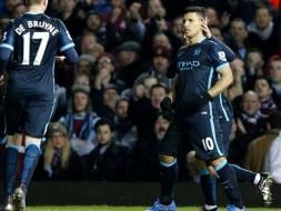 EPL: Manchester City Escape Defeat, Manchester United Stunned