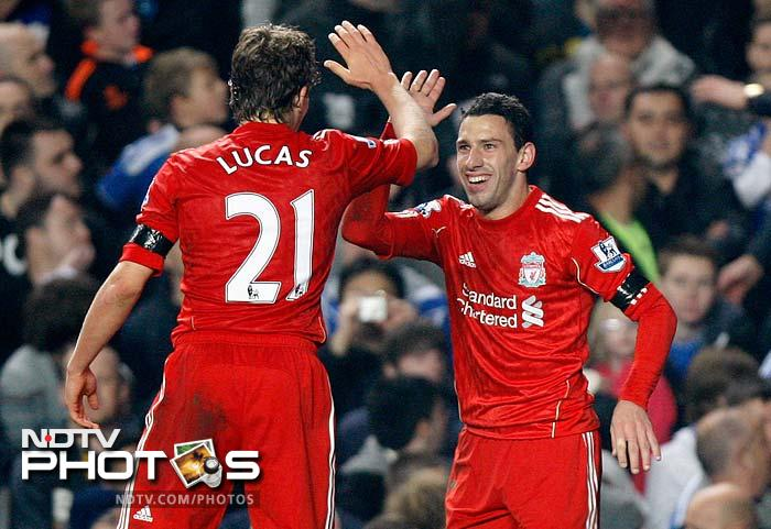 EPL 2011: Match-Week 12