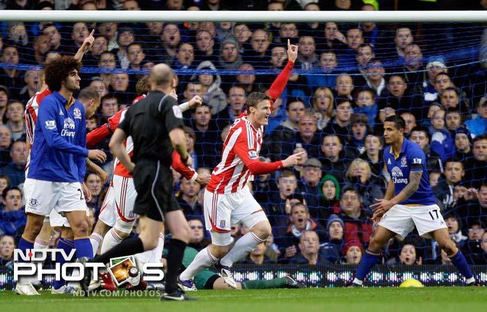 EPL 2011: Match-Week 13