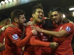 Photo : EPL: Liverpool Climb, Arsenal & Chelsea Held
