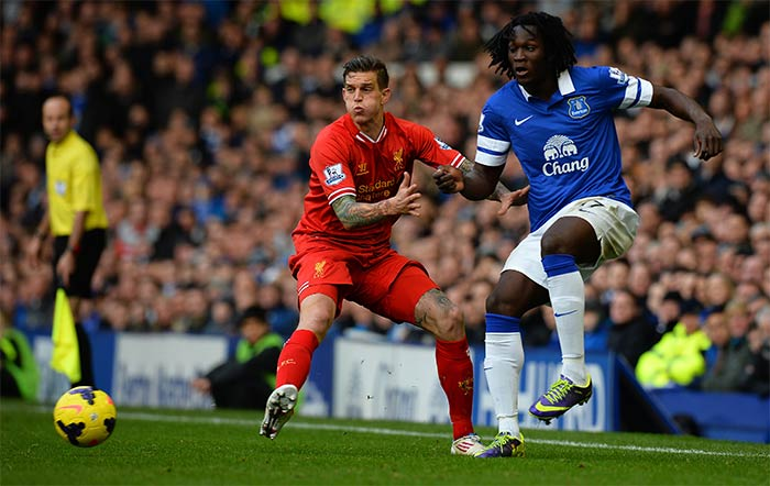 Romelu Lukaku struck twice for Everton, in the 72nd and 82nd minute to give Everton a 3-2 lead. But, Daniel Sturridge scored in 89th minute to make sure the game was tied 3-3.