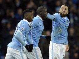 EPL: Manchester City Return to Top, Man United Shocked