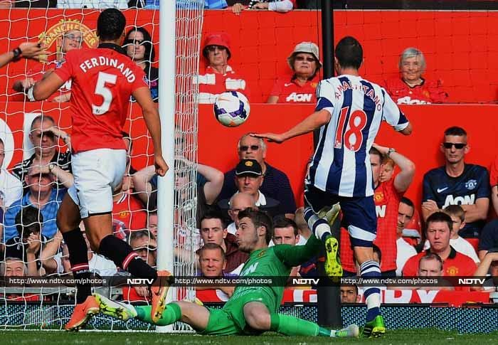 EPL round-up: Manchester giants stunned; Arsenal go top of standings, Liverpool second