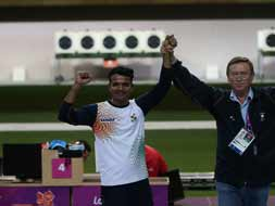 Photo : London 2012: How Indians fared on Day 8