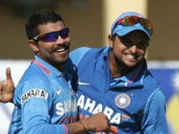 Photo : 4th ODI: India thrash Zimbabwe by 9 wickets