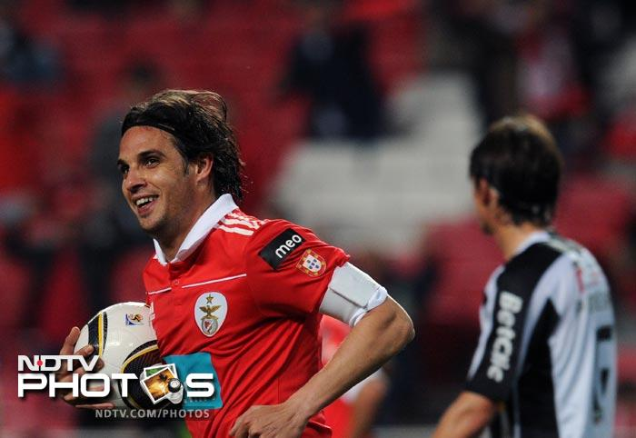 Nuno Gomes' 6 goals in this competition makes him one of Portugal'a greatest asstes at the highest level of football.
