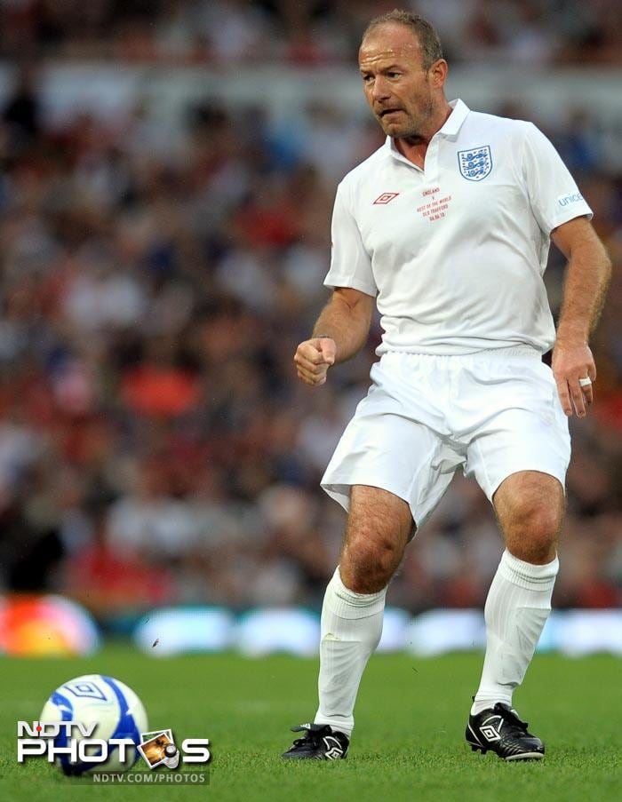Alan Shearer for almost a decade was England's main weapon in the European Championships. His 7 goals are a testament to his skill and the value he presented to his team.