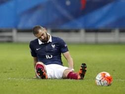 Euro 2016: Karim Benzema, Arjen Robben Among Top Stars To Miss Tournament