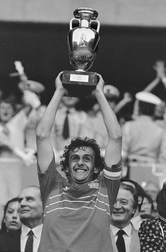1984 semi-final was termed as one of the greatest ever matches at Euros. But the final, touted to be a close contest, in the end was an easy one for France. Spanish goalie, Luis Arconada, missed a sitter to hand Platini a goal. Bruno Ballone's late winner sealed it for France.