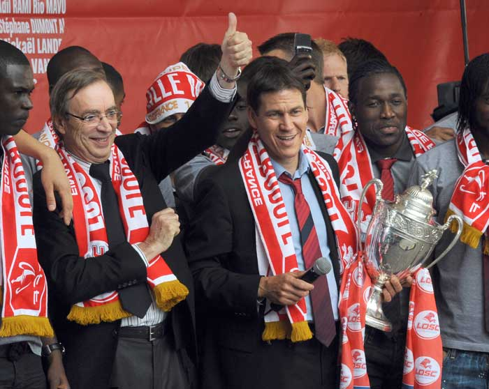 <b>Lille</b> <br><br> Lille's consistent performance in the French Ligue 1 has outrun traditional rivals like Marseille and Lyon who are bound to finish in second and third places respectively. With just 4 losses in 35 games, Lille stand pretty at the top of the French Ligue with just 1 loss at home in the entire season.