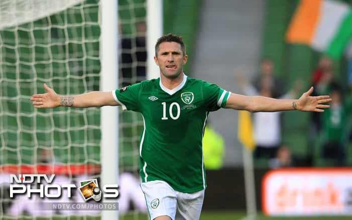 """<b>Robbie Keane (Ireland):</b> Republic of Ireland Captain Robbie Keane is determined to make up for lost time at Euro 2012. He has scored seven goals in eleven appearences in the qualifiers. In the last phase of his career, Keane says one is unsure """"how many tournaments are left"""" for him, and hence he is desperate to shine in Poland and the Ukraine after such a long wait to return to the spotlight."""