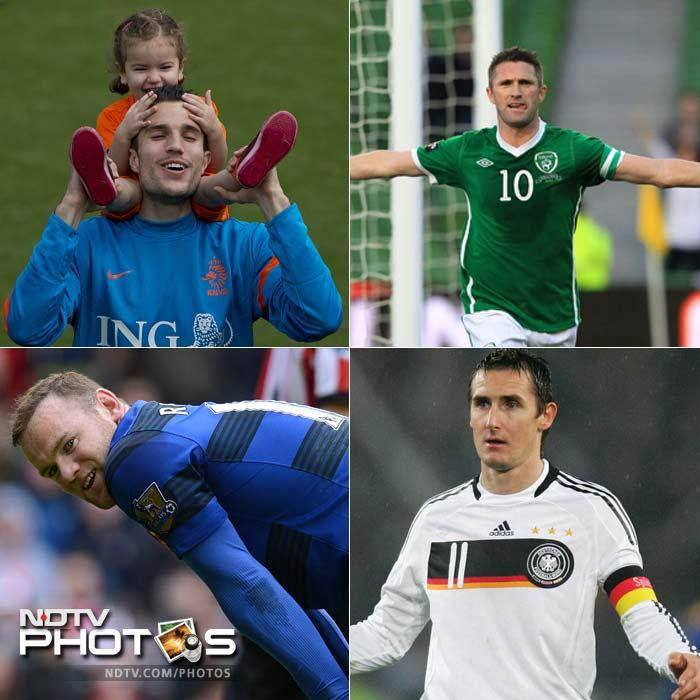 Euro 2012 which will see a galaxy of football stars from sixteen countries clash for the coveted trophy. Here we present some of the best footballers to look out for.
