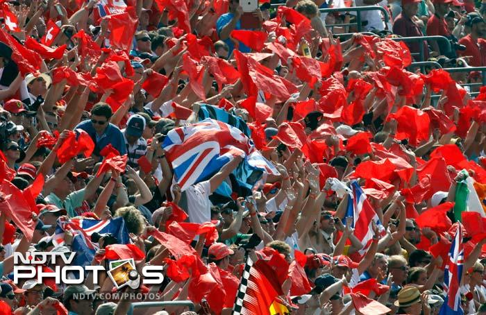 Ferrari, of course, got the loudest cheer at home. And even if the race went to McLaren Mercedes, a podium finish meant a happy return for the Monza crowd.