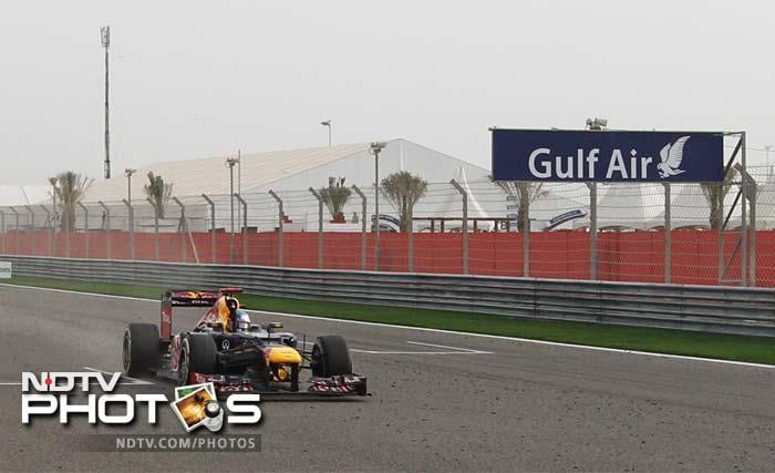 Vettel dominated the race from the beginning and was the force to reckon with for all the other drivers.