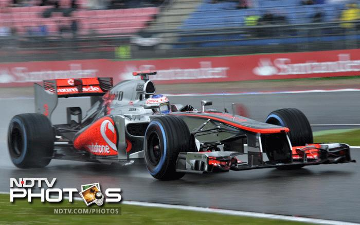 Jenson Button was denied a chance to finish second by Vettel but it did not deny him a top three finish as he came in third position. The decision taken by Vettel at the hairpin exit, though, proved to be a boon for Button, as he was promoted to the second spot.