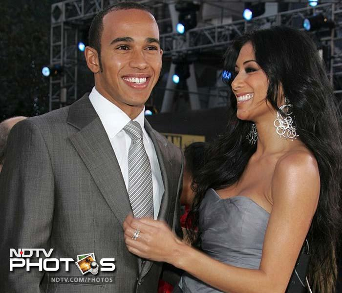 <b>Nicole Scherzinger:</b> This former F1 WAG was also one of the most active girlfriends on the circuit. The ex-lead singer of the Pussycat Dolls, who now has a successful solo singing career, was almost seven years senior to Lewis Hamilton but the two recently announced their split.