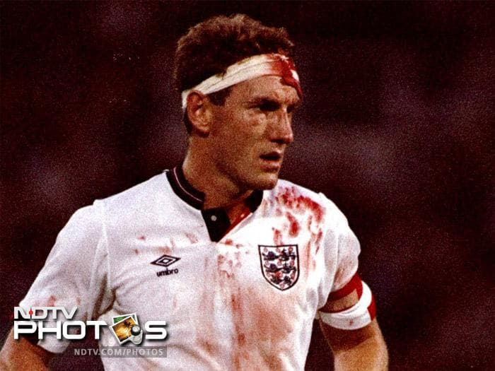 <b>Terry Butcher:</b> They don't make them like Butcher no more, some might say. His blood-stained headband and a red jersey personified the player who was uncompromising in his approach to the game. Years active: 1976-1993 (player) and 1990-present (manager).