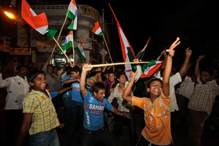 <b>Hyderabad</b>: Kids show their enthusiasm and how!