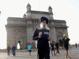 Fauja Singh Still Running at 104
