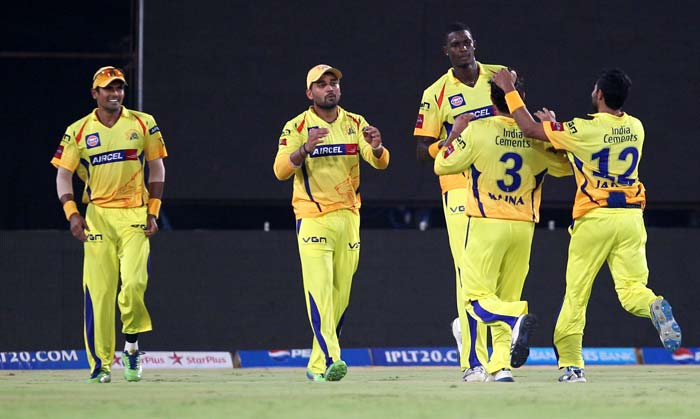 Chennai Super Kings consolidated their position at the top with a 77-run win over Sunrisers Hyderabad in Hyderabad. (BCCI Image)