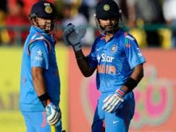 4th ODI: India Clinch Series 2-1 With 59-Run Win