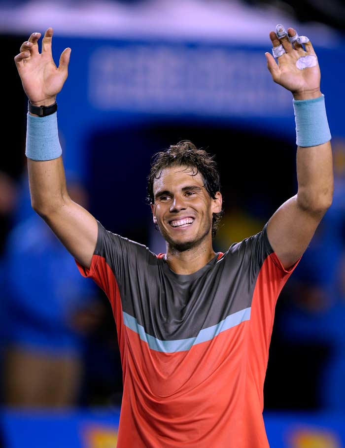 Nadal will now face another Swiss international, Stanislas Wawrinka in the final. While Nadal will start as the favourite to clinch the Australian Open title, Wawrinka could give him a run for his money come Sunday.